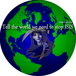 Tell the world we need to stop ISIS